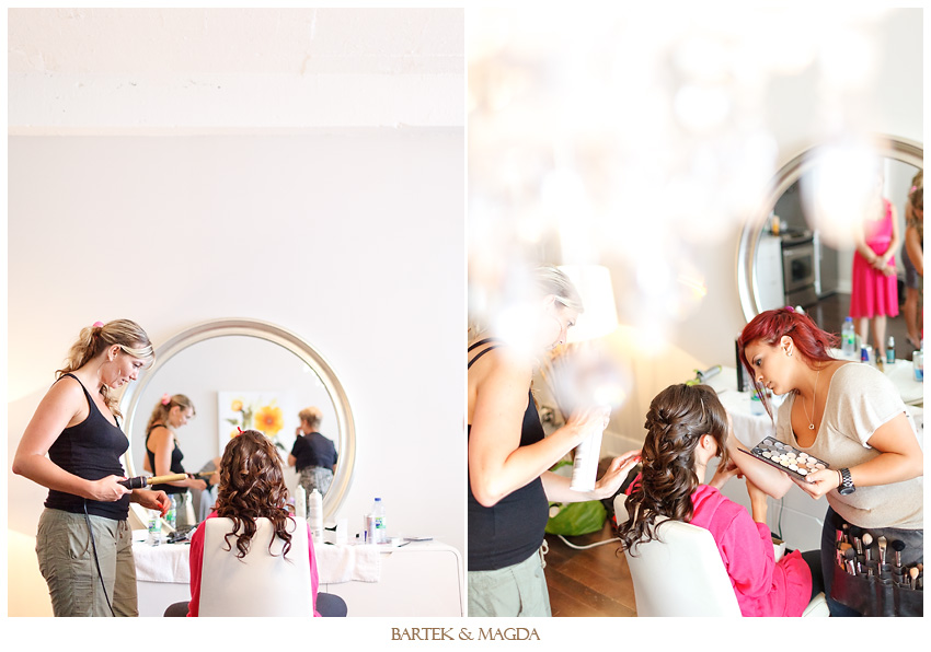loft hotel montreal wedding ceremony
