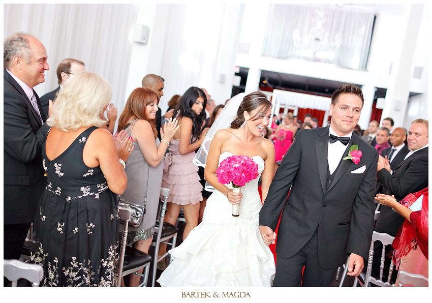 loft hotel montreal wedding ceremony