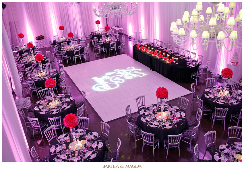 loft hotel montreal wedding reception