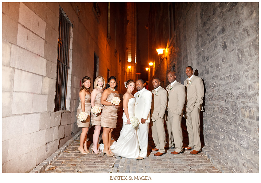 galerie saint dizier wedding montreal old port