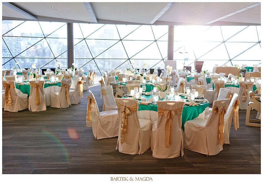 ottawa convention centre wedding reception