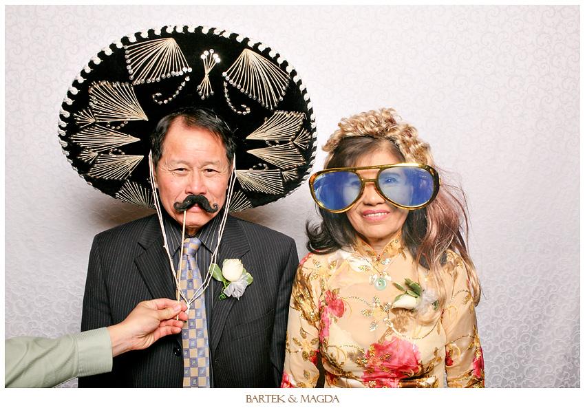 ottawa convention centre wedding reception photobooth