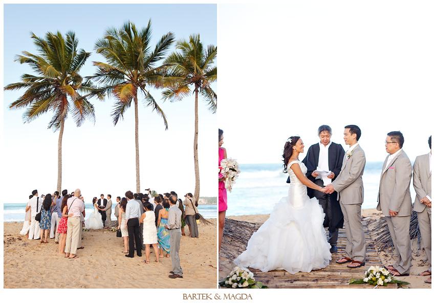 macao beach wedding punta cana