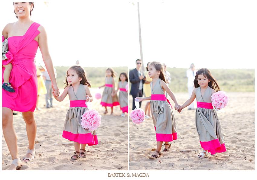 macao beach wedding
