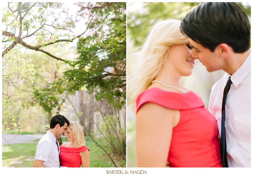 vintage engagement photography montreal