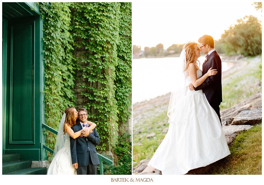 the forest and stream club west island wedding