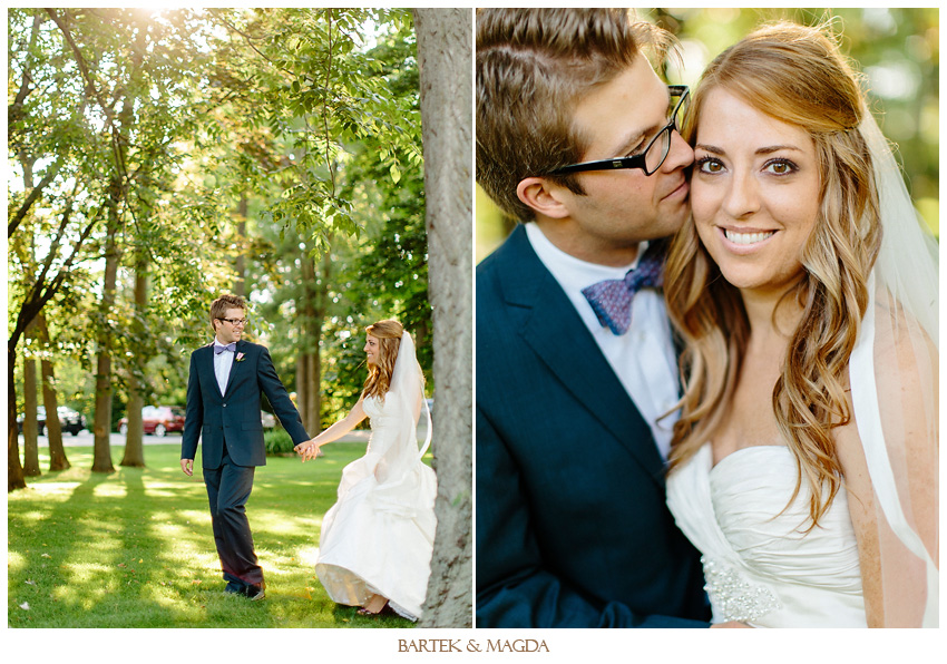 the forest and stream club wedding