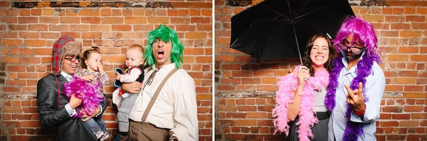 montreal photobooth wedding