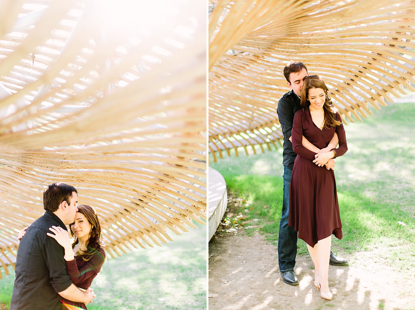 mcgill engagement session