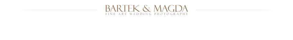 Bartek & Magda logo